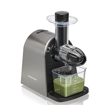 Sensio Juicer Slow Juicer Review : Hamilton Beach Slow Juicer Review Lean Recipes